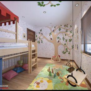 Beverly – 3 phòng ngủ