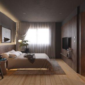 Avalon- 2 phòng ngủ