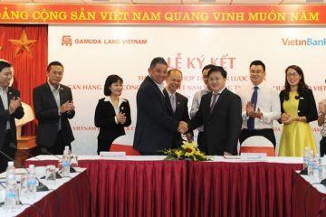 VietinBank Và Gamuda Land Việt Nam Hợp Tác Chiến Lược