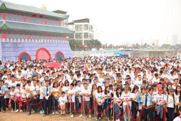 Gần 10.000 Người Tham Gia Gây Quỹ Phẫu Thuật Tim Cho Trẻ Em Nghèo
