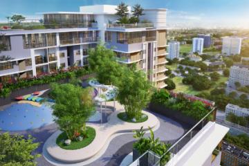 The ZEN Residence – Gamuda Gardens có mật độ phủ xanh tới 16%