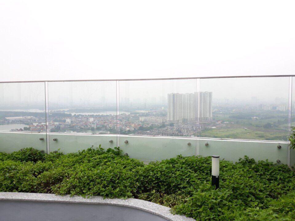 Tầm nhìn panorama toàn cảnh thành phố