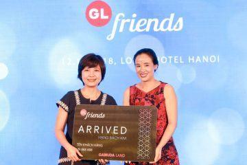 Gamuda Land ra mắt thẻ GL Friends cho khách hàng thân thiết