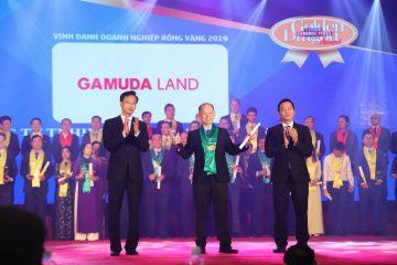 Gamuda Land Việt Nam tiếp tục được vinh danh Top 10 tại Giải thưởng Rồng Vàng 2019